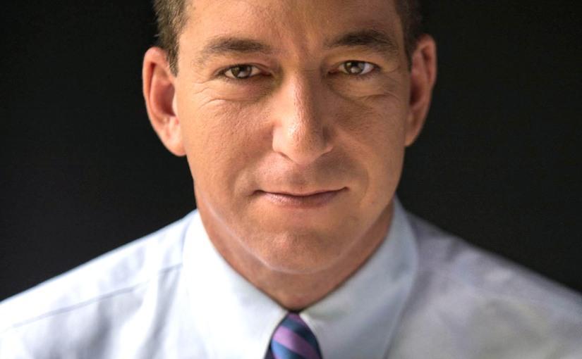 Glenn Greenwald, Walled By The RadicalLeft